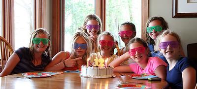 McKenzie's Birthday Party 2009