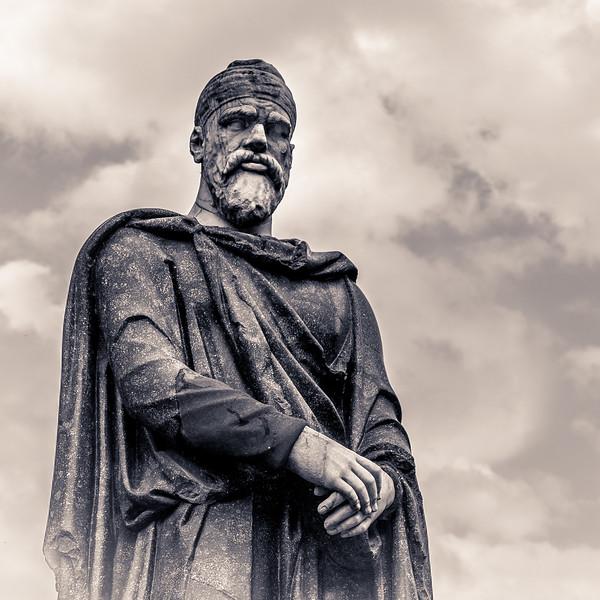 Dacian Prisoner
