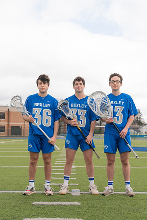 Boys Lacrosse Portraits