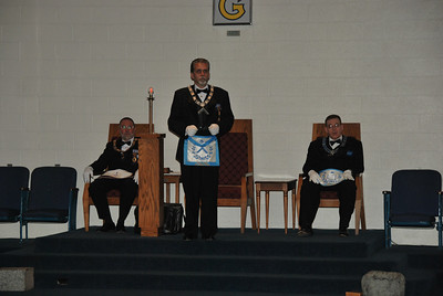 LOI June 2011 Instalation of officers
