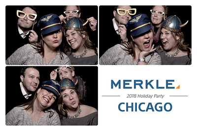 CHI 2018-01-12 Merkle Holiday Party