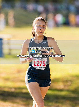 10/4/2017 - Girls JV Cross Country - Needham, Walpole, Braintree