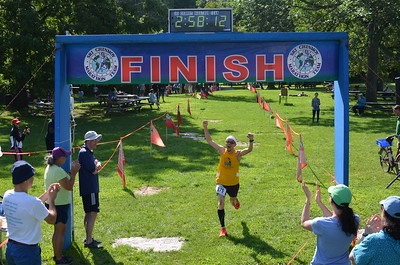 2018 Sri Chinmoy Marathon at Rockland Lake