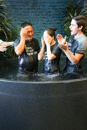 AN 2019-07-21 Dae Kuen Chang and Jung Ju Seo Baptism