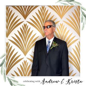 Krista + Andrew's Wedding