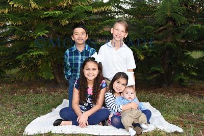 Anne Grandchildren photos