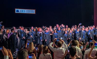 2019 IBS Graduation