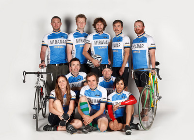 Cranks Team Photo.