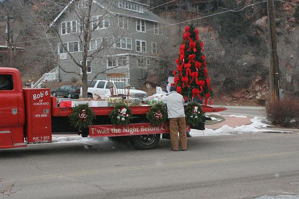 Christmas Parade 12/17/05