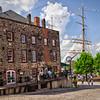 The Chart House, River Street, Savannah, GA