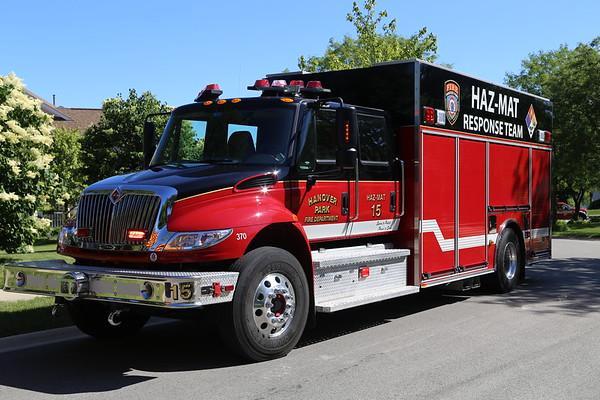 Hanover Park fire, 6-14-2020