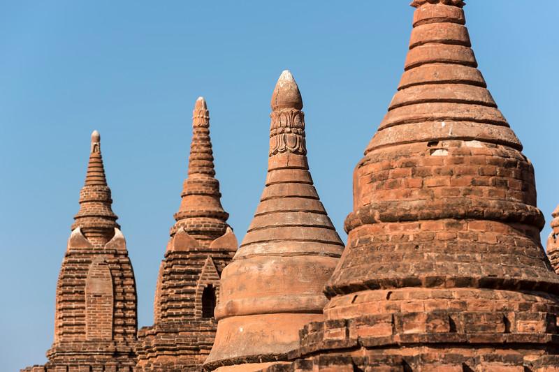 Temples of Bagan, Burma