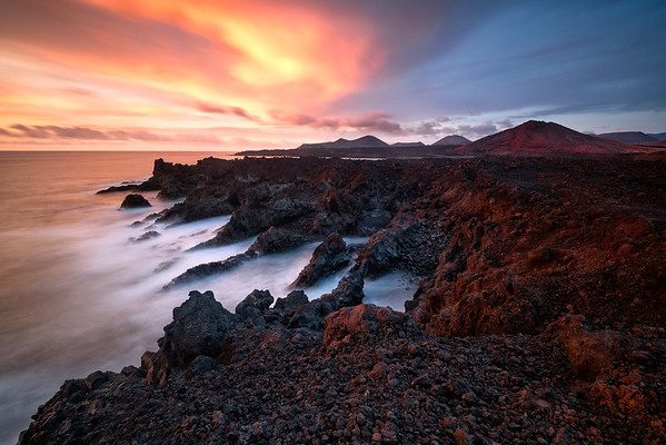 Landscapes of Lanzarote