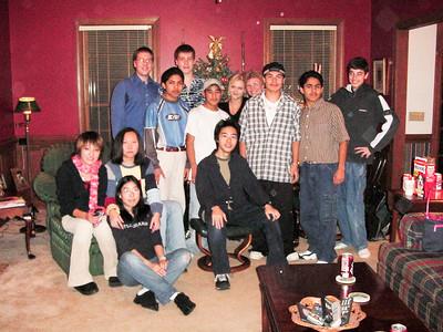 2002 - Green Hope High School