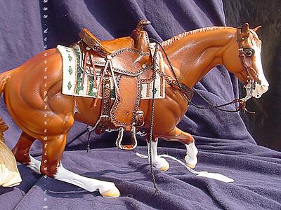 Miniature cutting Saddle 1