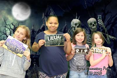 Byrom Elementary School Photobooth 10.19.2018