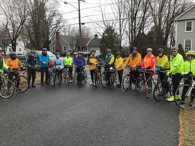 April 6 Saturday Traditional Ride