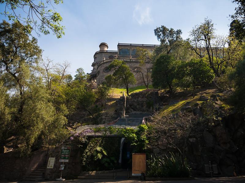 Mexico City's Chapultepec Castle