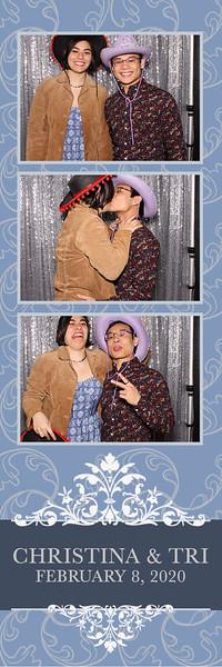 Christina & Tri Photobooth Prints
