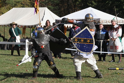 Fall Crown Tourney - Fighting, Part 1