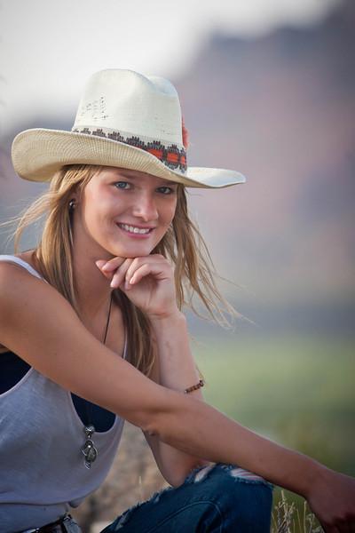 Julia - Western Theme