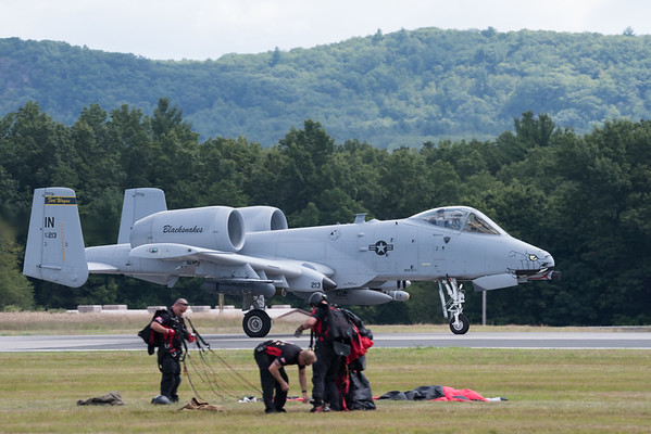 A-10 East Coast Demo Team