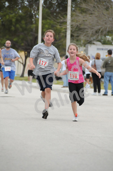 2009 Cooper City Jim Richardson Run 5K