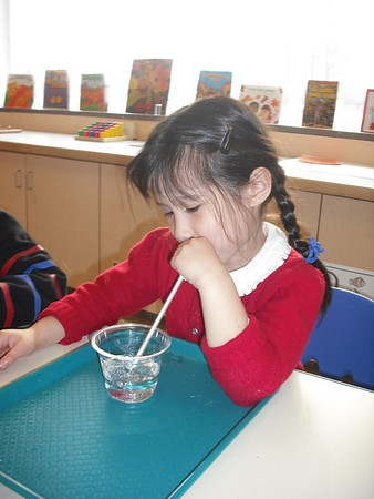 PREK-M FUN WITH WATER AND A LITTLE SOAP