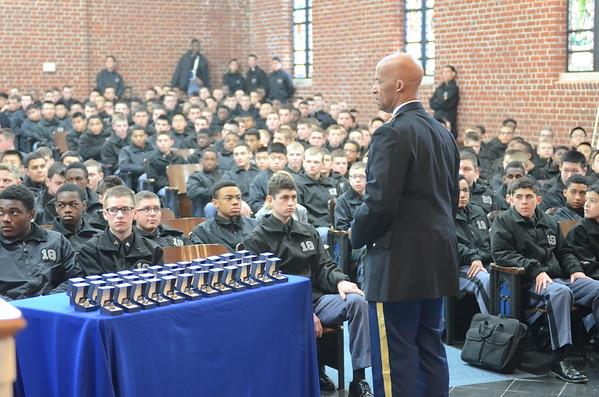 More Class Ring Ceremony Photos