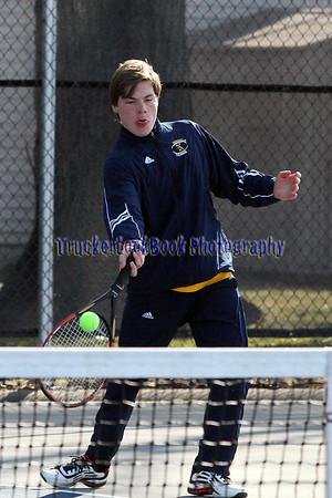 2013 NHS Boys Tennis