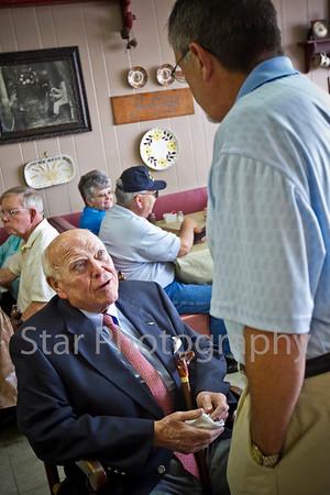 Ned McWherter, Former Governor visits Elizabethton 06-11-10