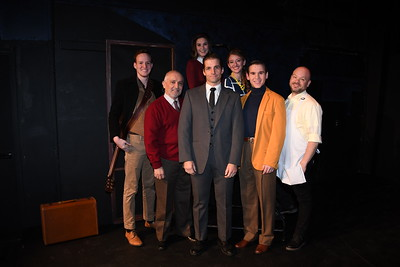 1-23-2019 Fly By Night Dress Act 1 @ Runway Theatre