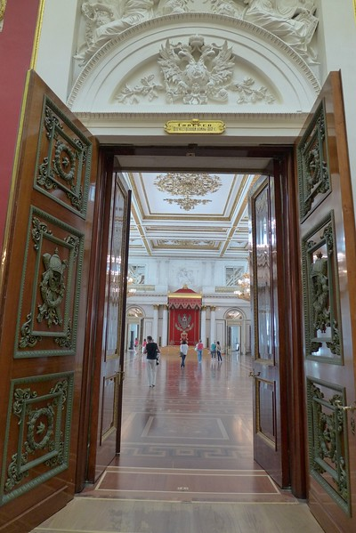 csw4 Throne Room, Hermitage, St. Petersburg, Russia