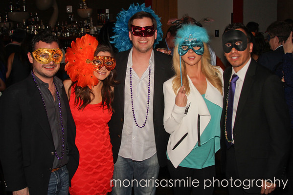 Fat Tuesday Carnaval @ Americas 2013