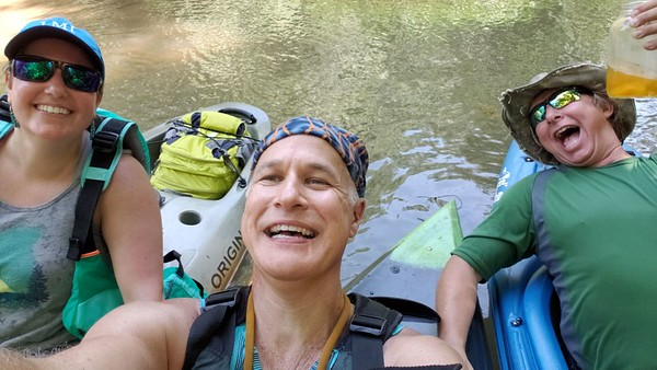 20180729 Kayak-Flint from Hobbs-Eric & Shannon