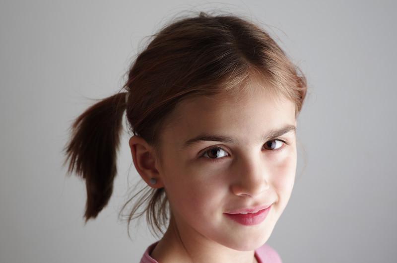 Anya portrait #2.