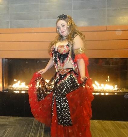 12-2-18 NC State Belly Dance Club Showcase