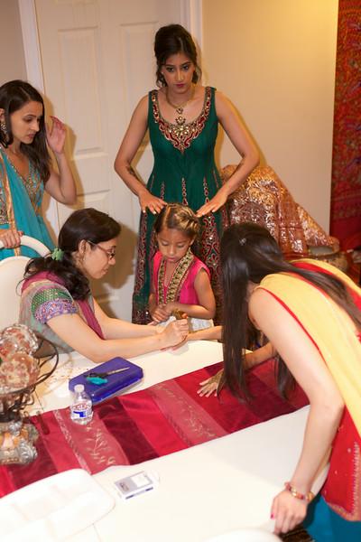 Le Cape Weddings - Indian Wedding - Day One Mehndi - Megan and Karthik  807.jpg