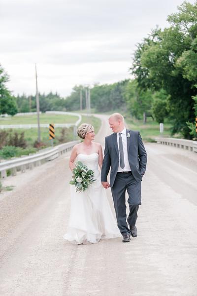 Ben & Leah WED!