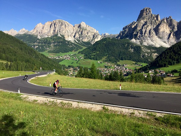 Classic Climbs of the Dolomites: July 29, 2017