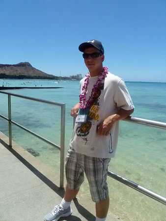 Hawaii - Summer in Waikiki #1233