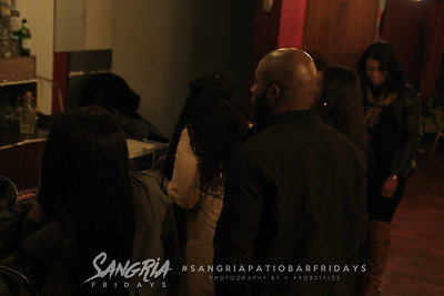 SANGRIA FRIDAYS NOV 23RD
