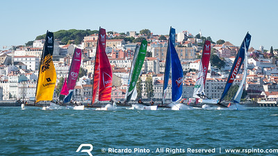 Regata de Portugal'18 D1
