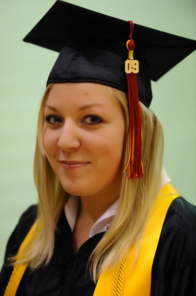 Karalyn Graduation 2009