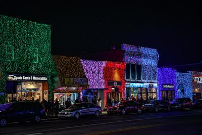 Downtown Rochester Dec. 2019