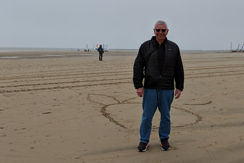 Gold Beach - Dad landed here D Day+2