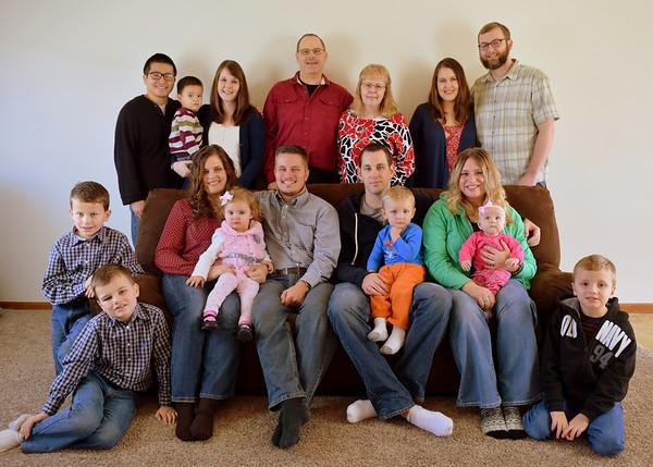 The Kaufman Family 2015