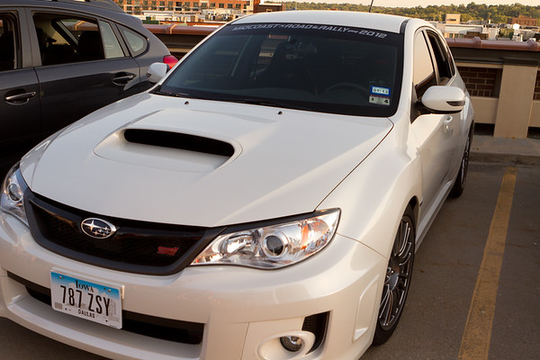 Subaru Owners Club - September 2012