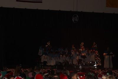 2013-12-03 Kindergarten Christmas Program