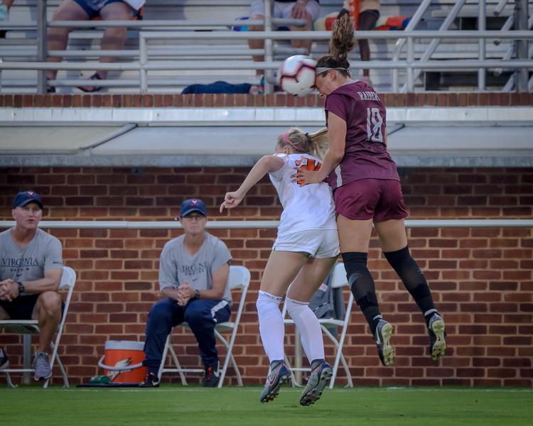 Colgate vs Virginia Soccer 8.17.18
